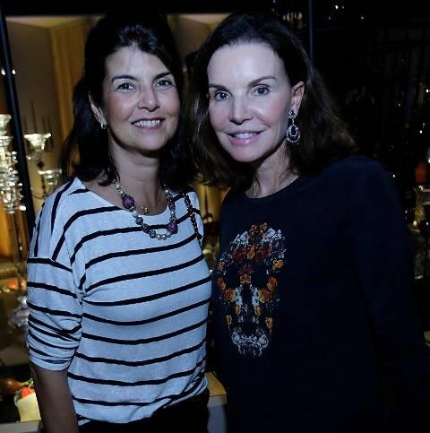 Viviane Grabowsky e Patrícia Mayer