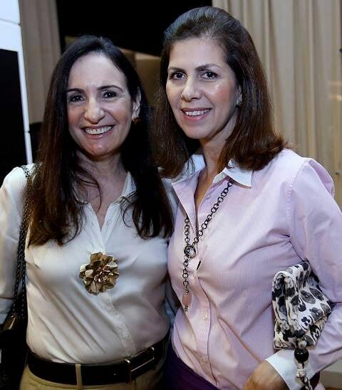Naná Paranaguá e Anna Clara Herrmann