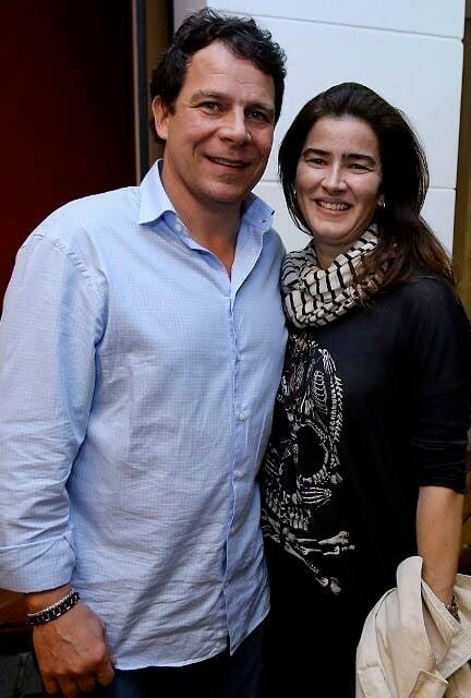 Carlos e Renata Werneck