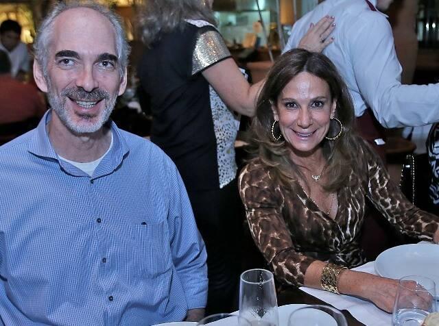 Eduardo Lafri e Gabriela Itagiba