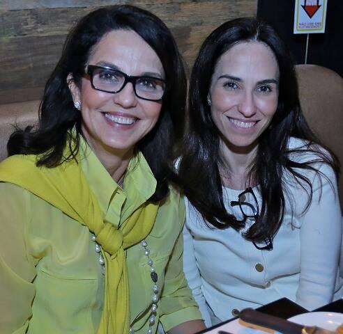 Clara Vasconcelos e Patrícia Maia