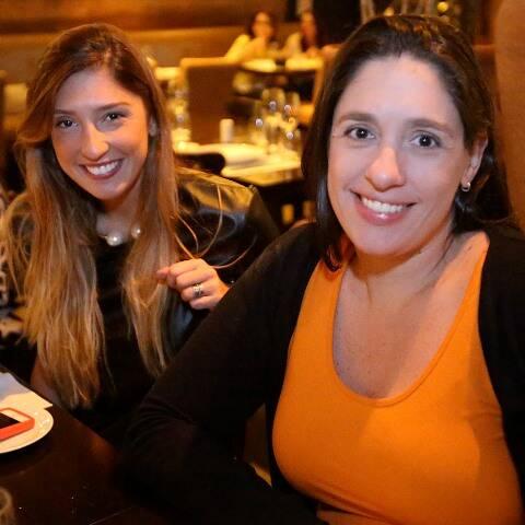 Luiza e Fabiana D'Ângelo