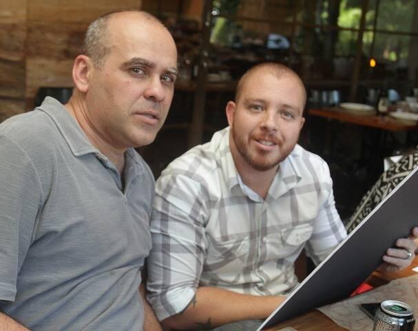 Alexandre Beugs e Rodrigo Castro
