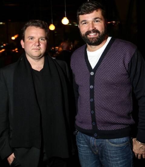Eduardo Lopes e Carlos Prates
