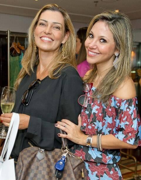 Fabiana Carneiro e Alessandra Amaral