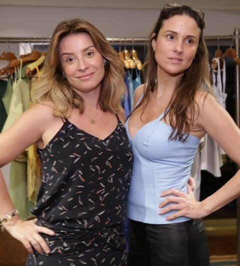 Fabiana Renout e Gabriela Simões