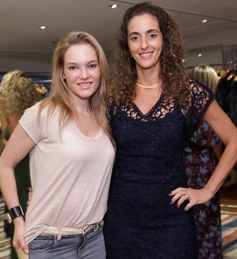 Marcela Torrese e Claudia Jasbick