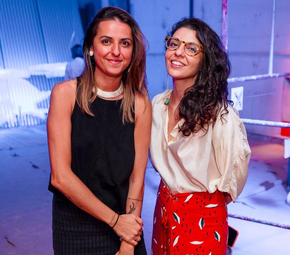Luciana Moraes e Raphaela Varcalla  /Foto: Bruno Ryfer