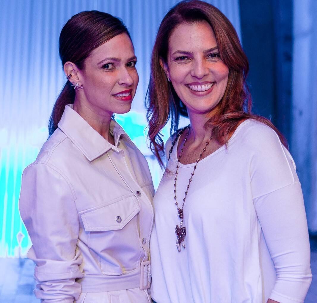 Rebeca Galvão e Daniela Ganem /Foto: Bruno Ryfer