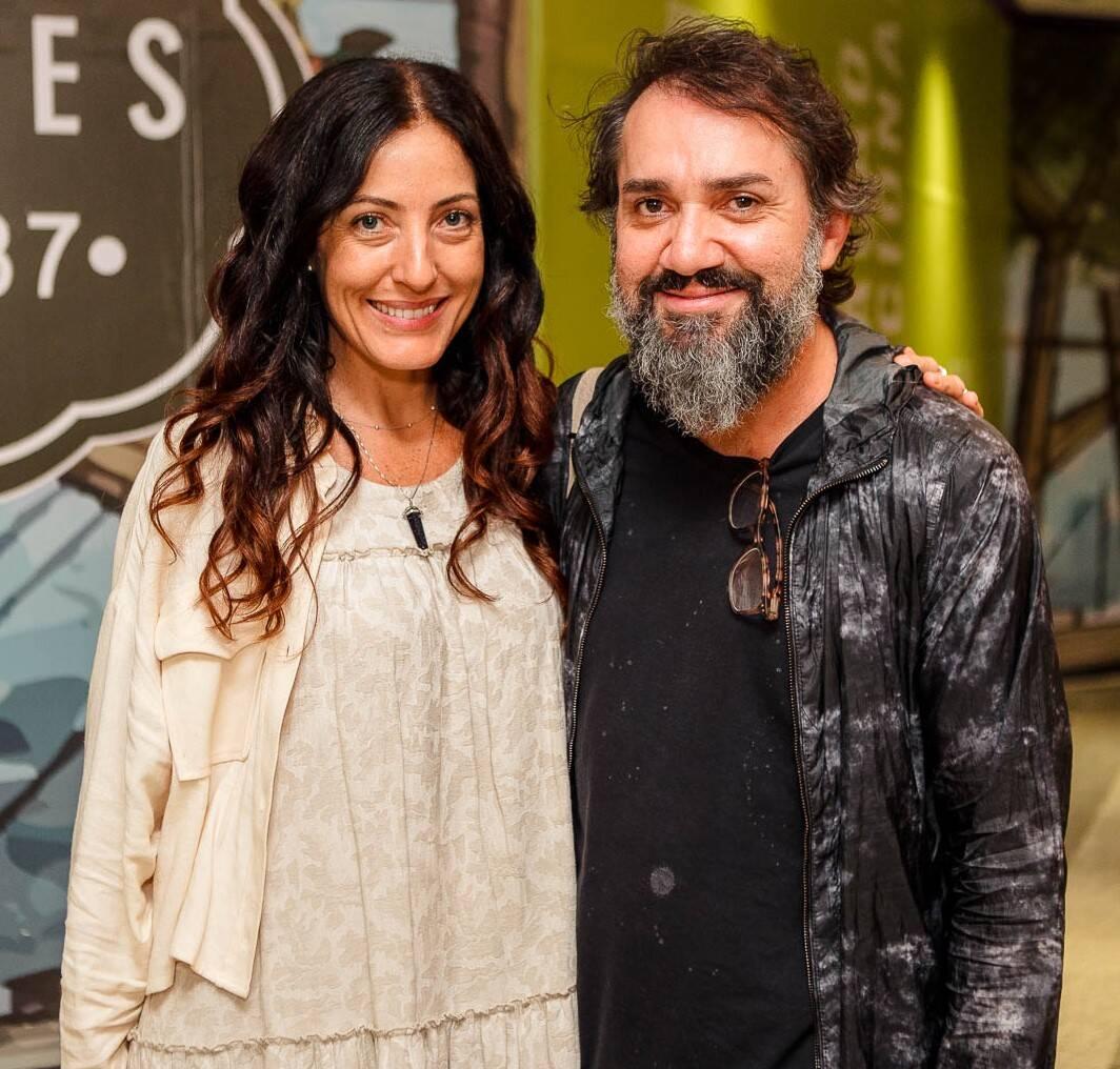 Andrea Chaves e Beto Silva /Foto: Bruno Ryfer