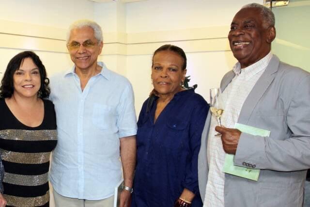 Lila Rabello, Paulinho da Viola, Mary e Haroldo Costa