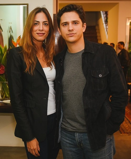 Fernanda Zahos e Romain Peugeot