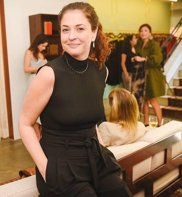A estilista Marta Macedo
