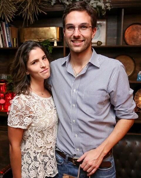 Francesca Malzoni e Lorenzo Frering