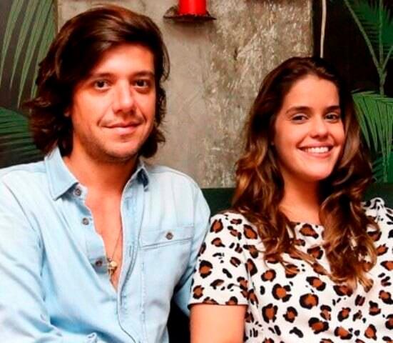 Pedro Rosman e Ana Paula Ferraz Rabello
