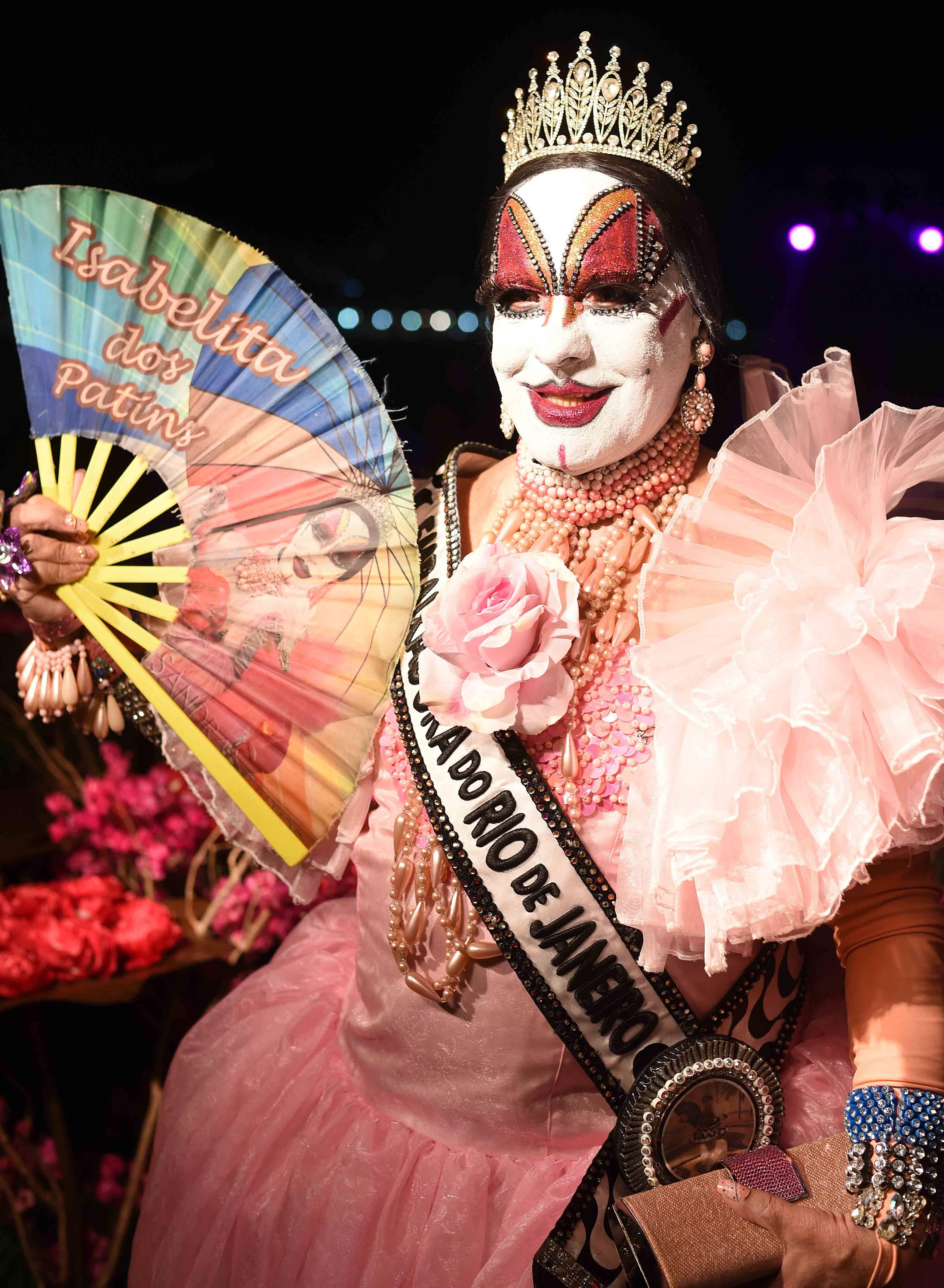 Isabelita dos Patins /Foto: Ari Kaye