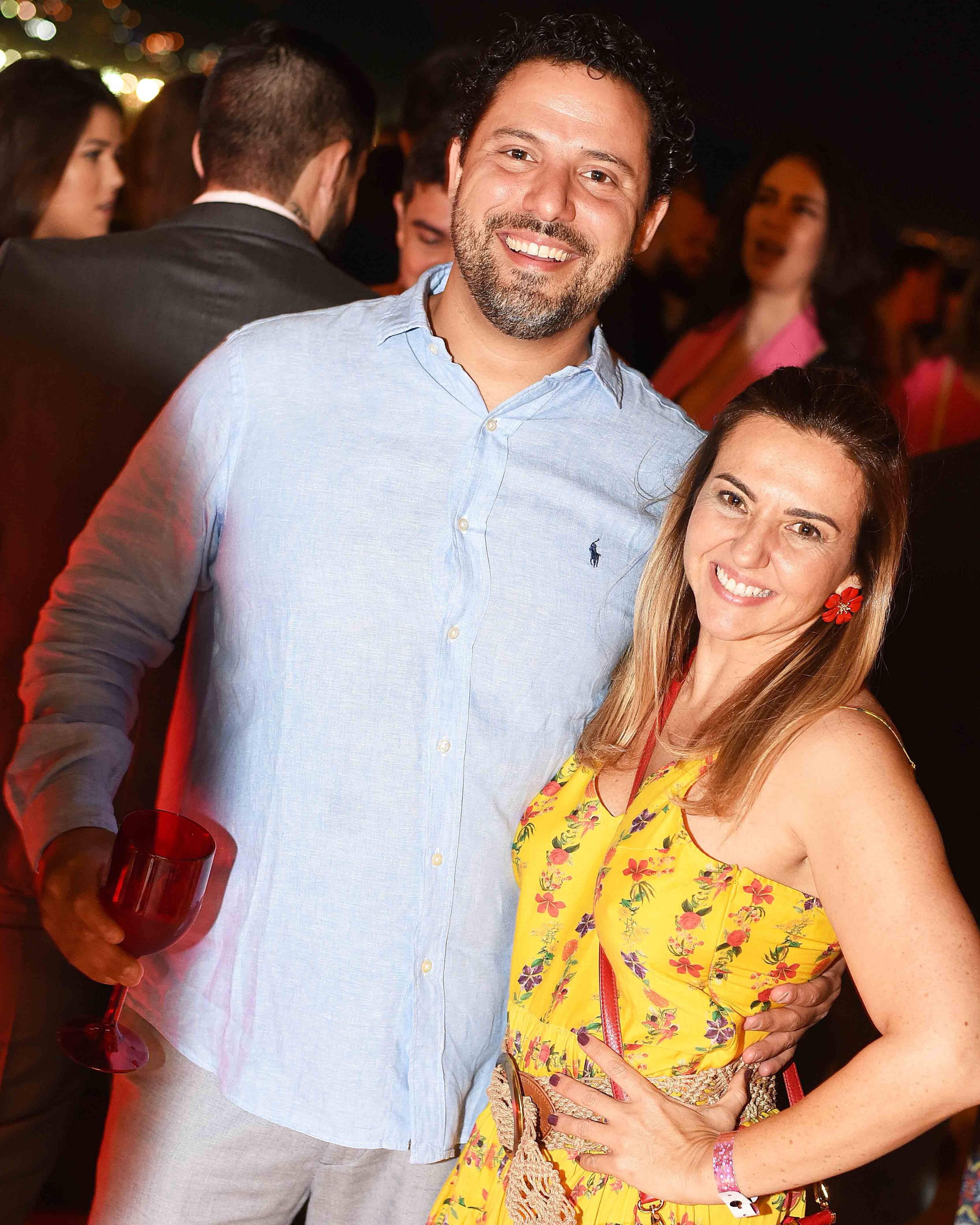 Paulo Valadares e Fernanda Gerdau /Foto: Ari Kaye