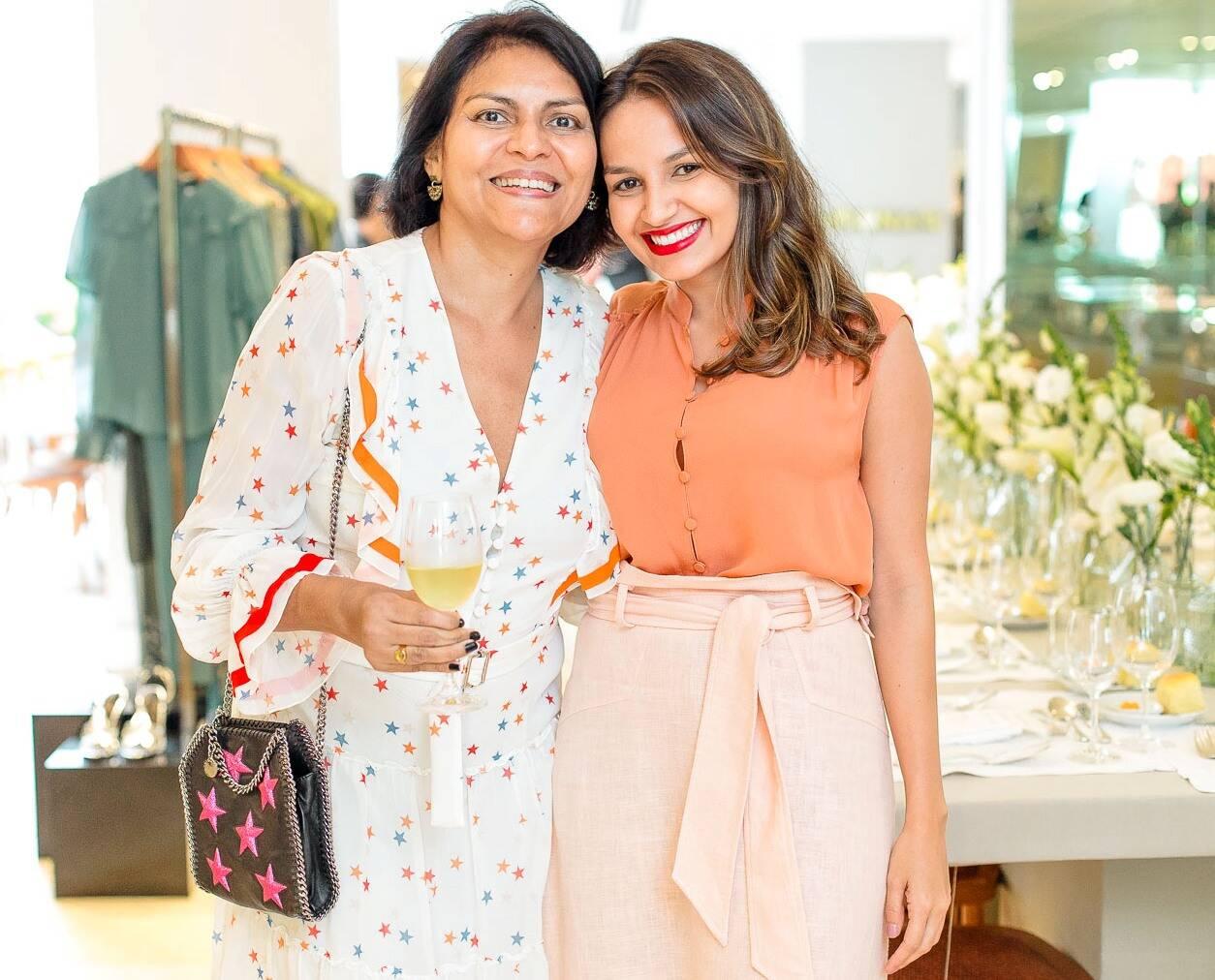 Soraia Gago e Naya Moura /Foto:  Bruno Ryfer