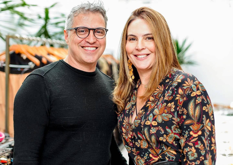 Wander Gomes e Renata Quirino /Foto:  Bruno Ryfer