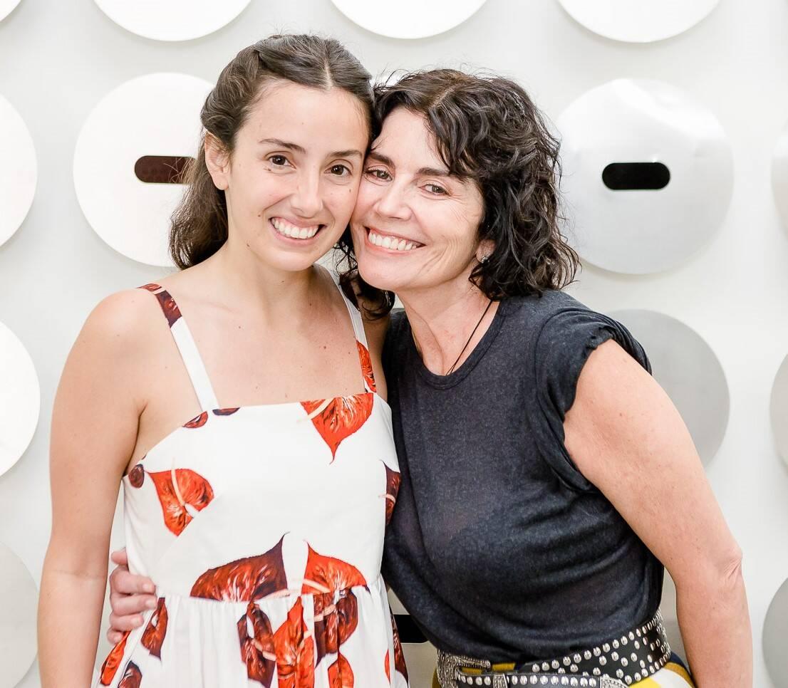 Maria Antonia Ferraz e Sandra Arraes  /Foto: Bruno Ryfer