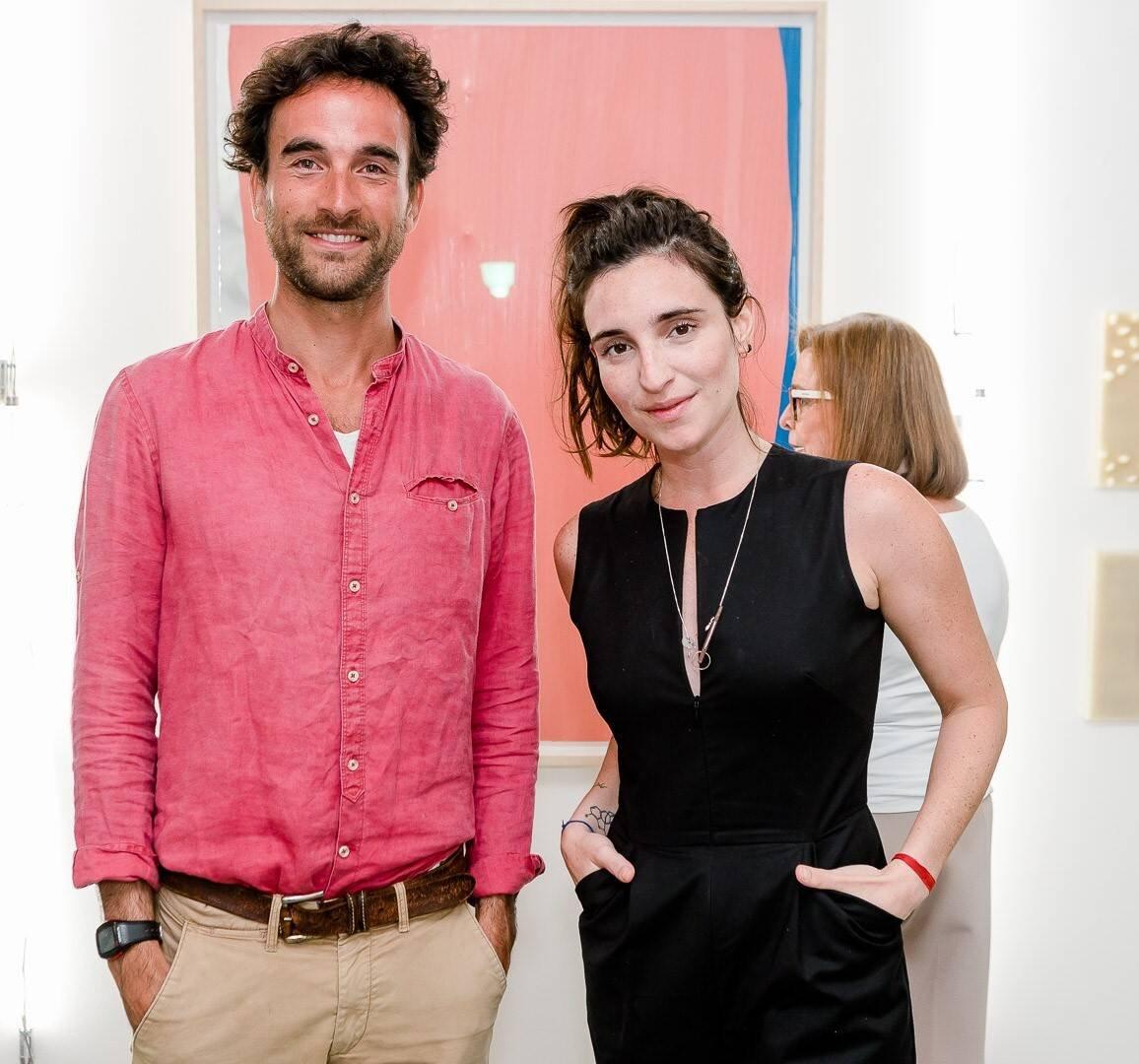 Saulo Melo e Mariana Falcão  /Foto: Bruno Ryfer