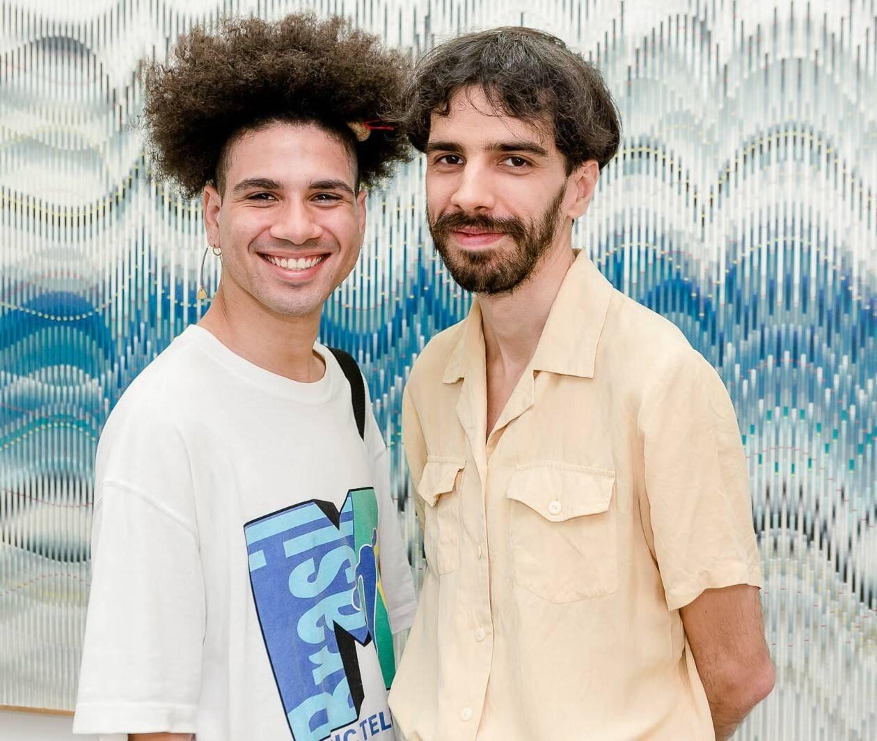 Arda Paranhos e PJ Barra /Foto: Bruno Ryfer