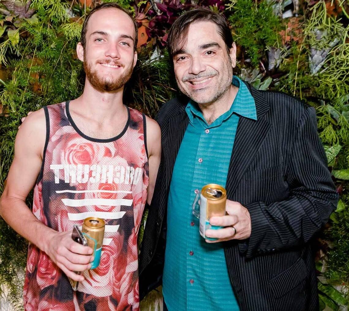 Leonardo Pretyman e Carlos Eduardo Bom Senhor Ribeiro  /Foto: Bruno Ryfer