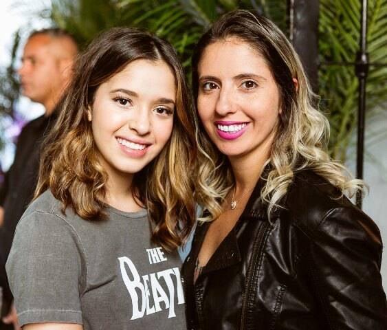 Layla da Fonseca e Priscila Policarpo