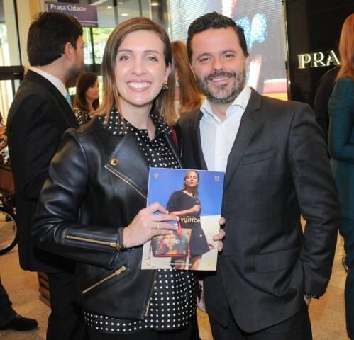 Tatiana Ferreira e Alexandre Frota
