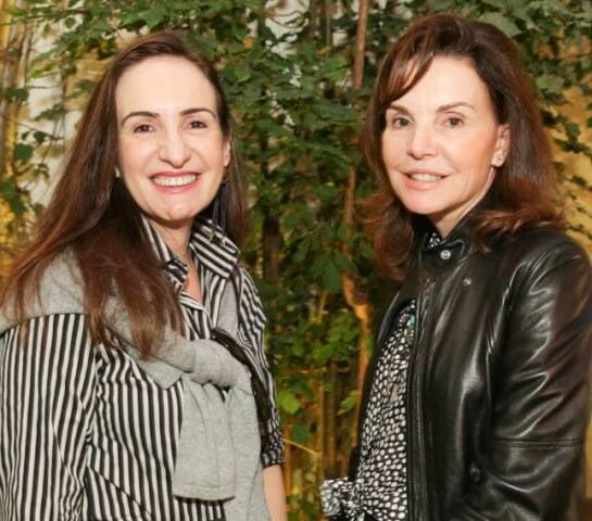 Anna Clara Herrmann e Patricia Mayer