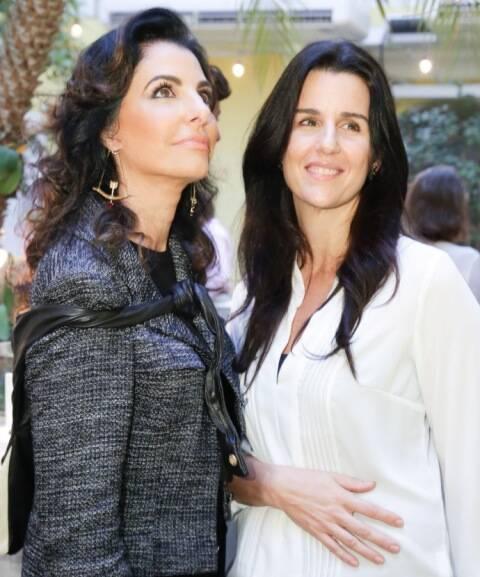 Antonia Frering e Maria Galotti