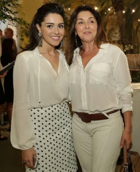 Camila e Maria Cristina Cunha