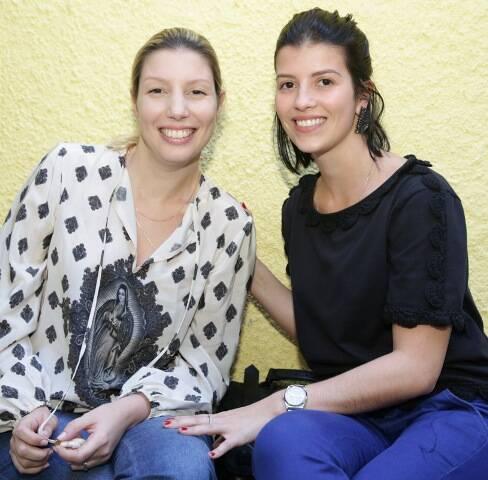 Carol e Pauline Guimarães