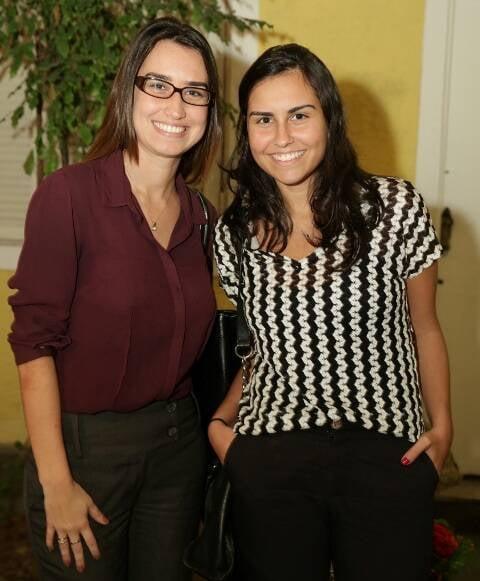 Fernanda e Julia Ozenda
