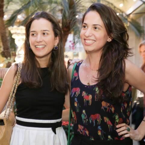 Joana Nolasco e Ana Paula Joffe