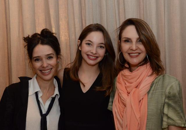 Fernanda Elisa, Maria Osório e Toia Lemann
