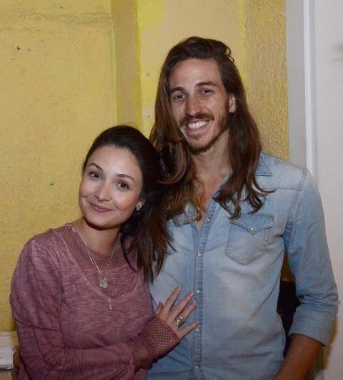 Gabriela Gava e Igor Vidor