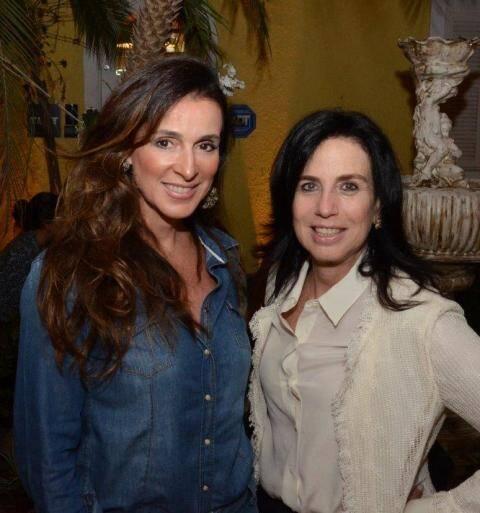 Gisele Curvello e Leticia Abramoff