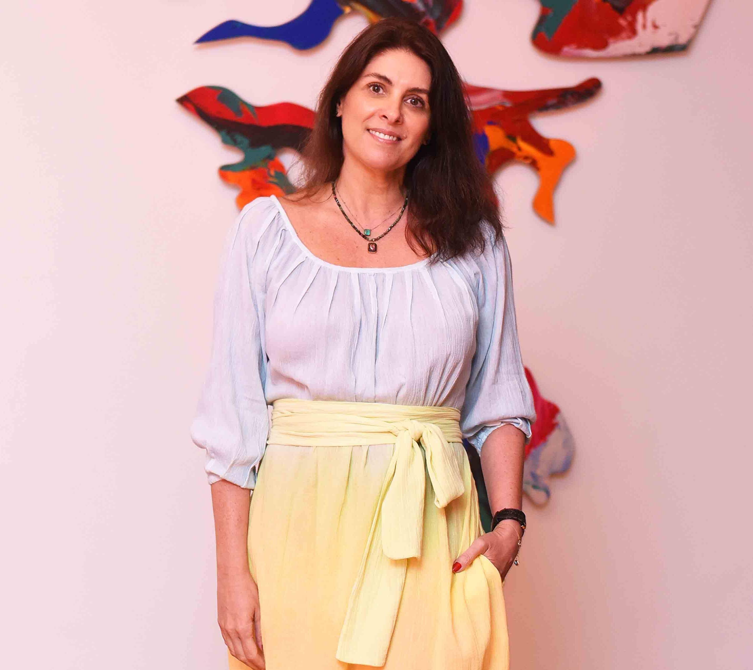 Ana Gabriela Vianna  /Foto: Ari Kaye