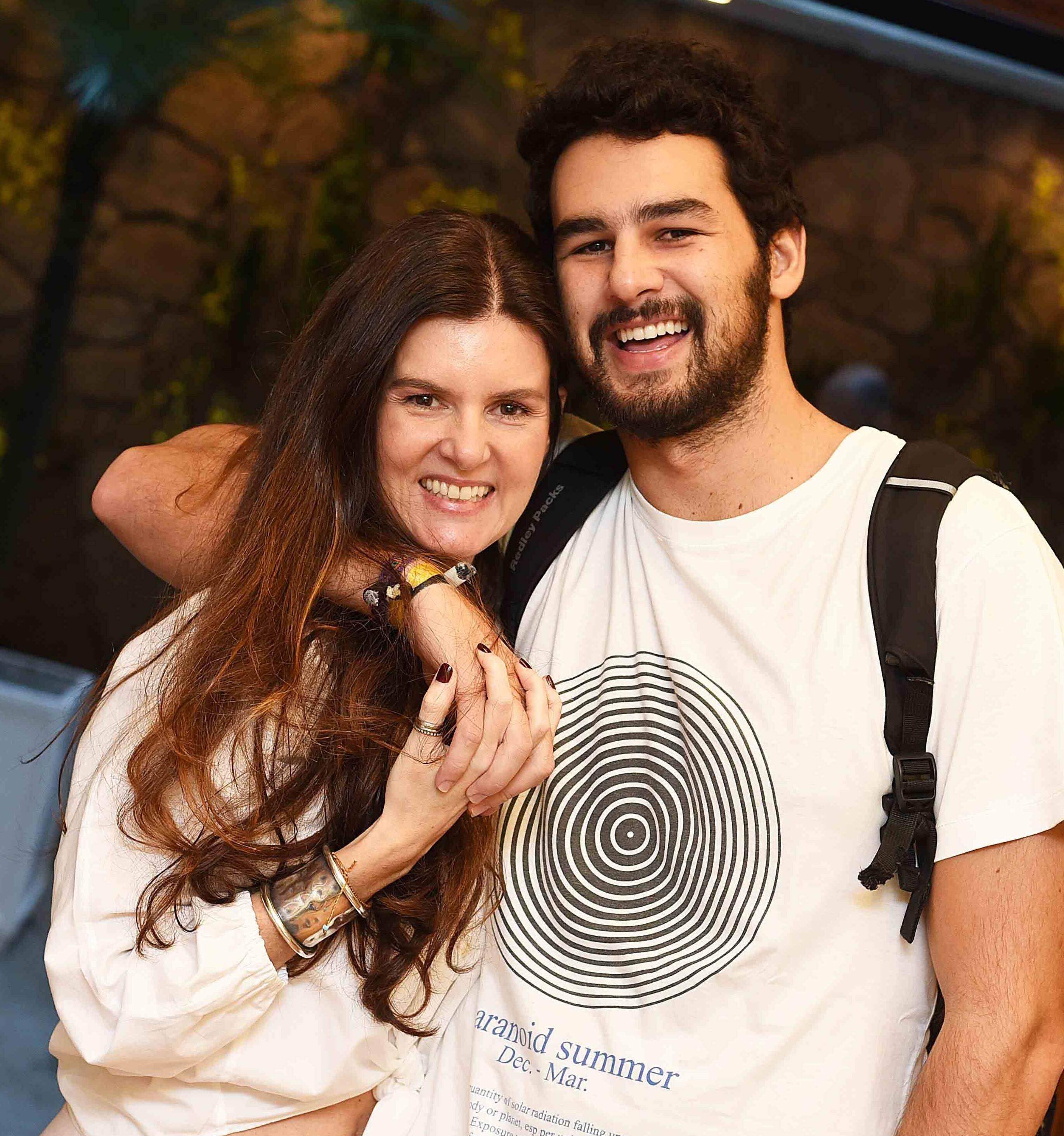 Manuela Noronha e Thomaz Prado /Foto: Ari Kaye