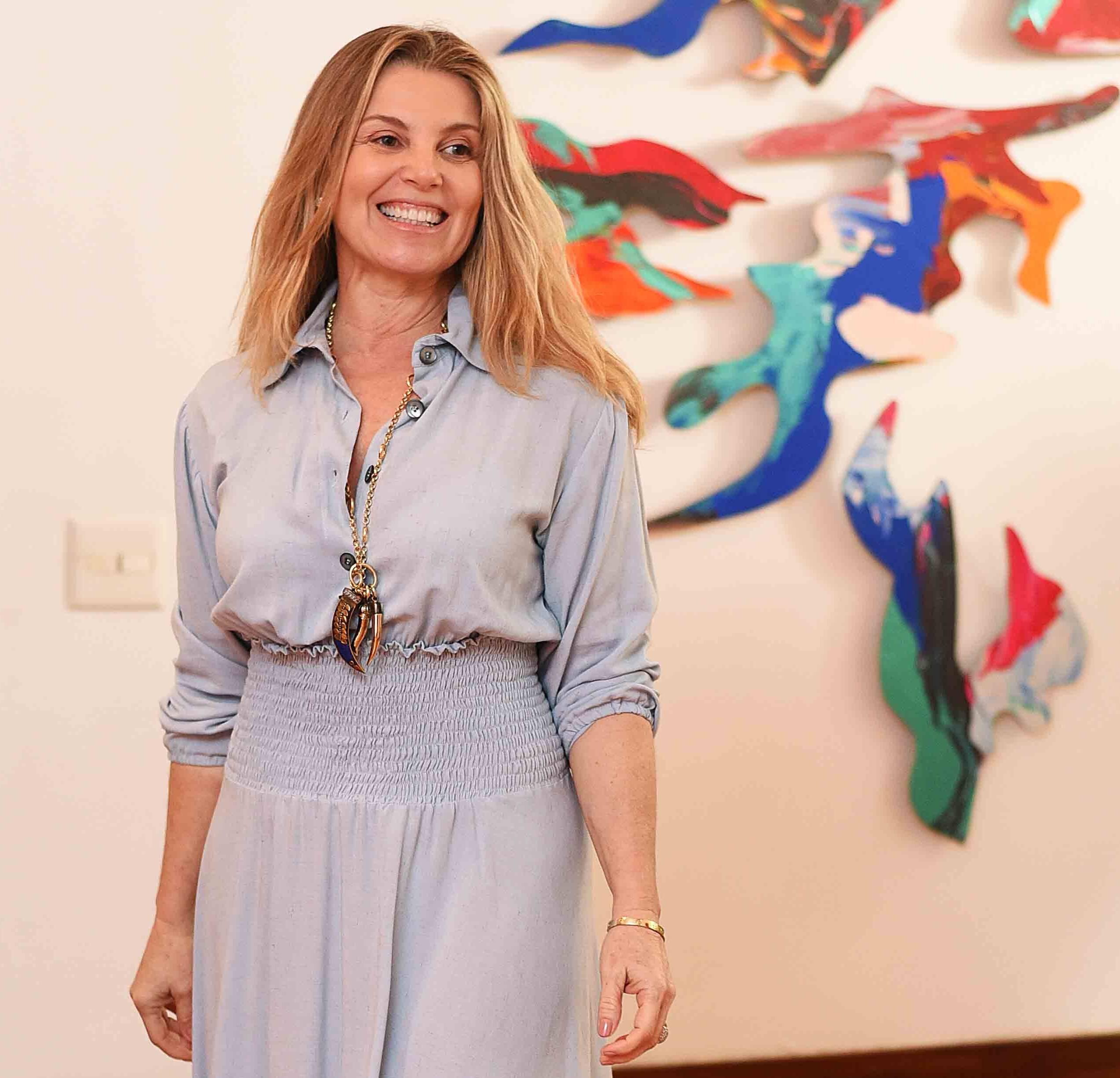 Denise Leão /Foto: Ari Kaye