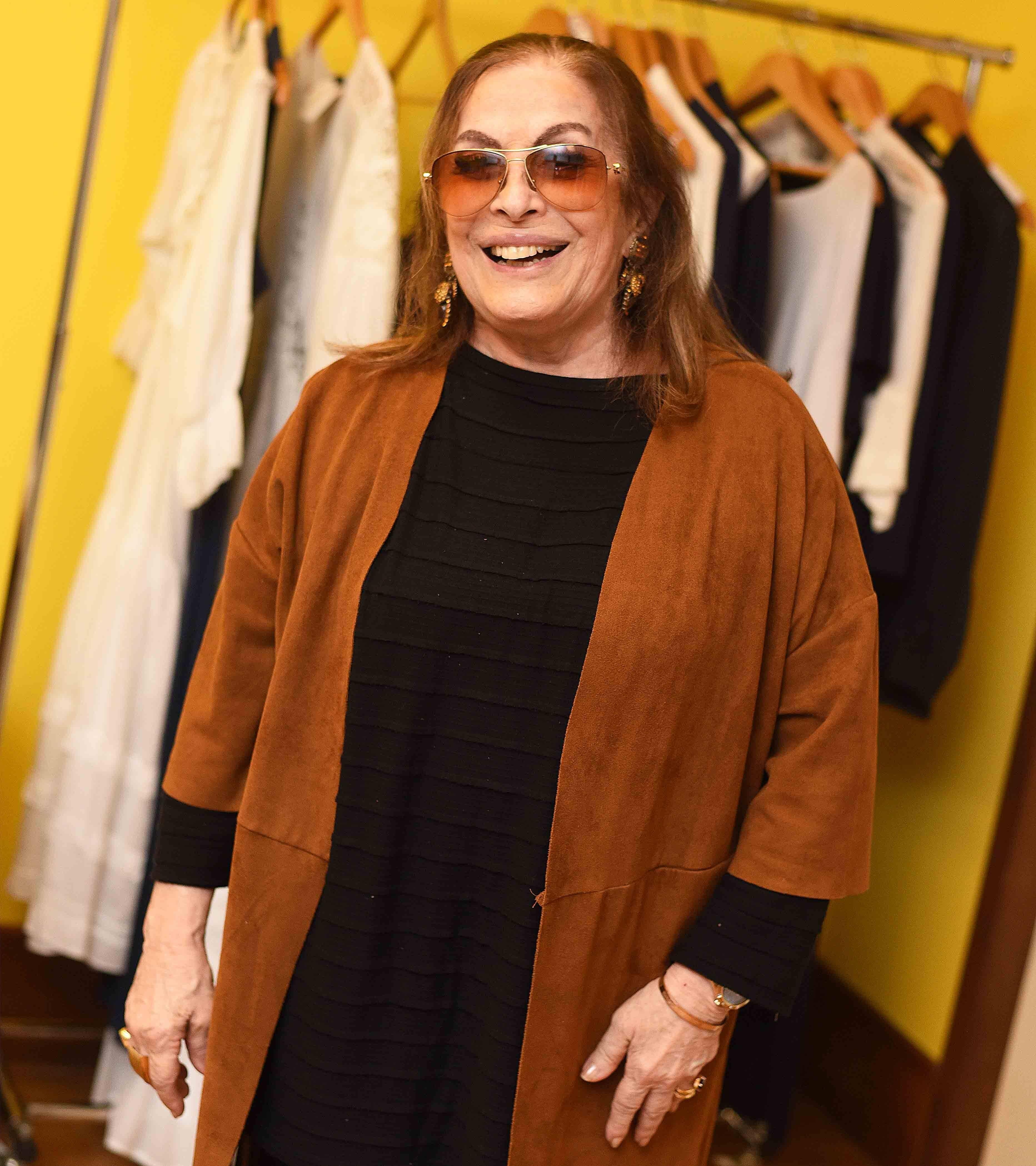 Lucia Madureira de Pinho /Foto: Ari Kaye