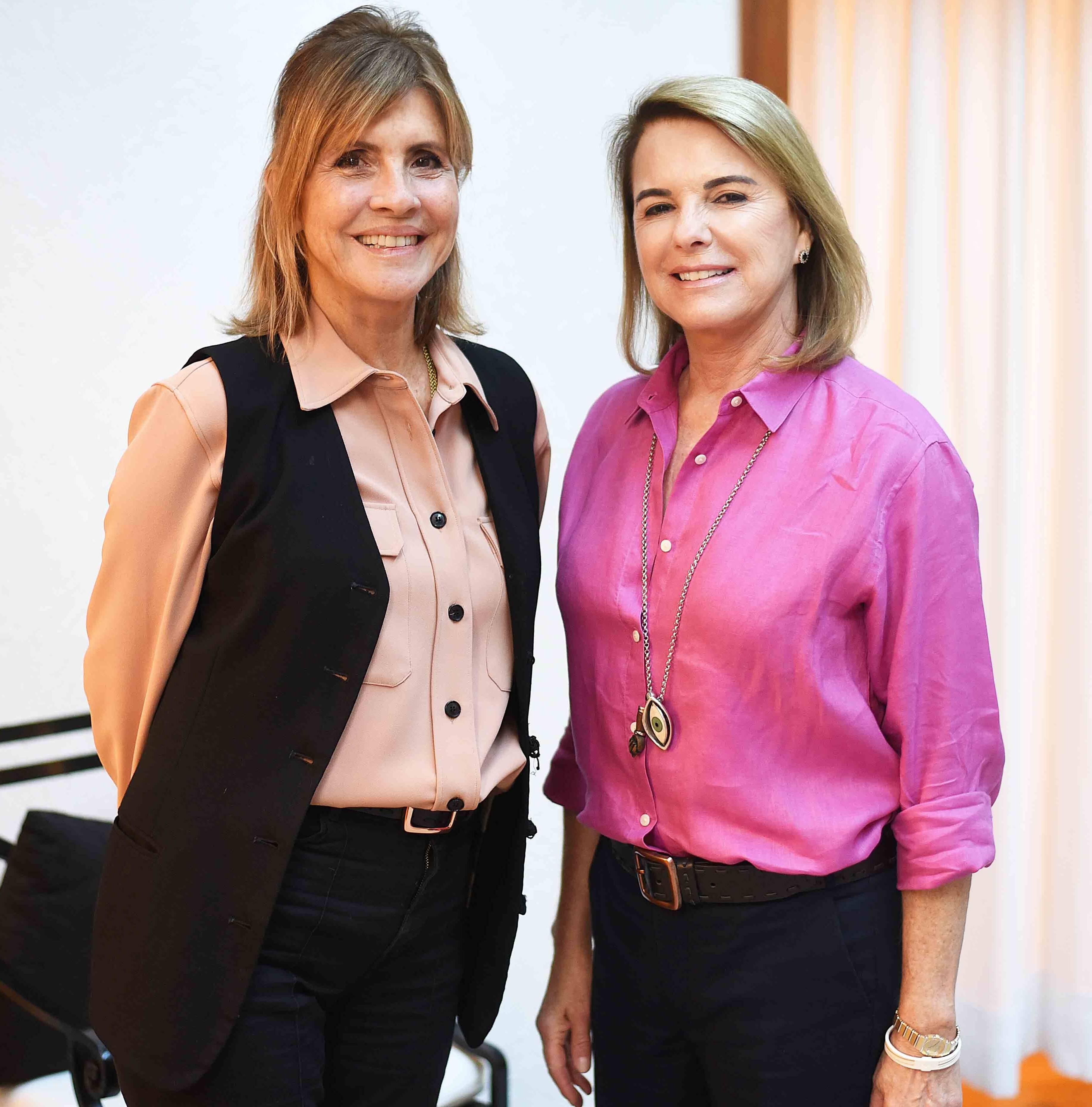 Claudia D'ávila e Laura Dias Leite /Foto: Ari Kaye
