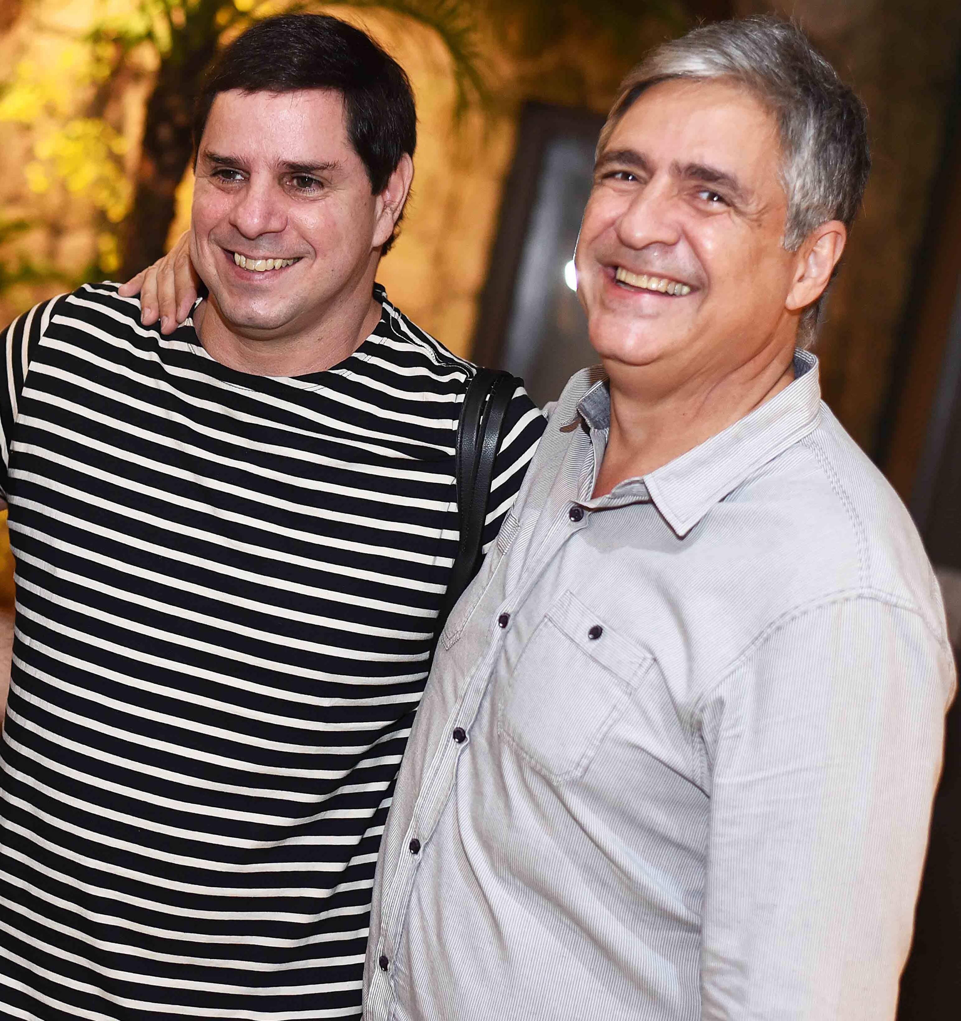 Gustavo MM e Toni Oliveira /Foto: Ari Kaye