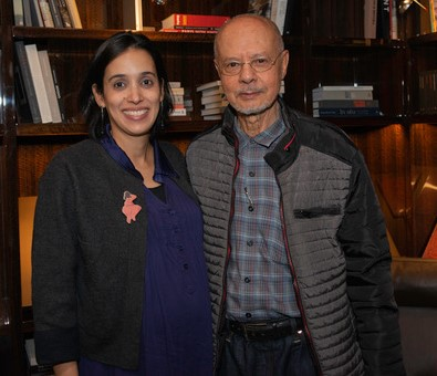 Ioana Mello e Joaquim Paiva /Foto: Divulgação