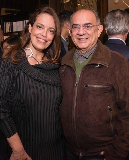 Isabel Brossolette Branco e Antonio Quaresma /Foto: Divulgação