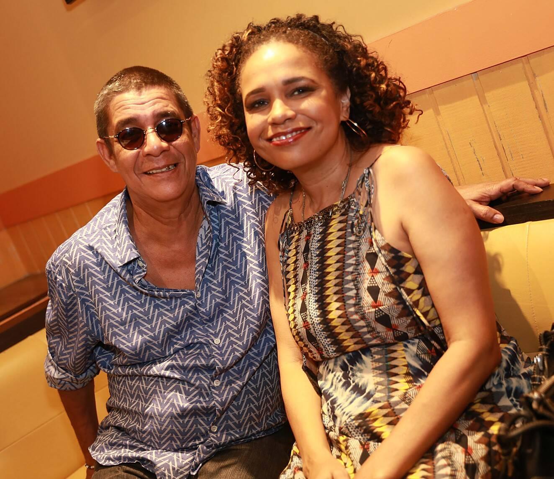 Zeca Padoginho e Teresa Cristina /Foto: Murillo Tinoco (AGi9)