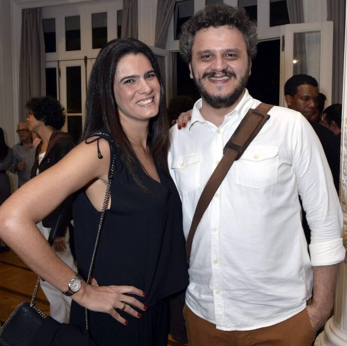 Joana Oakim e Lucas Teles /Foto: Cristina Granato