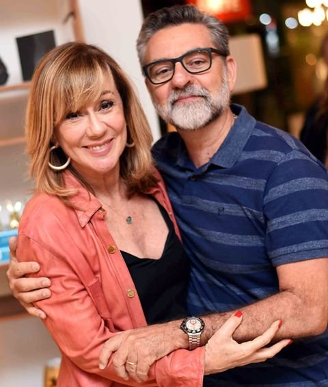 Eva Taquechel e Ivan Rezende