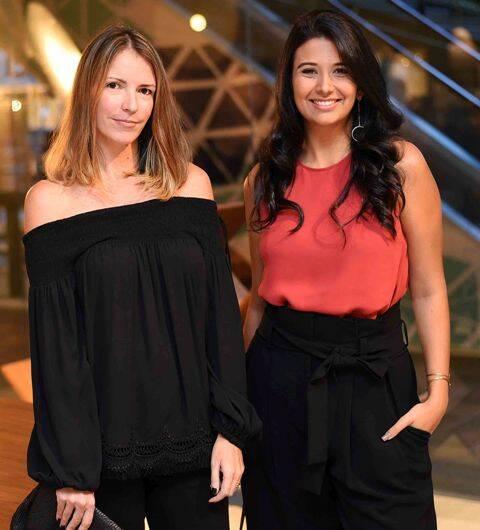 Mayene Precioso e Yasmin Monnerat